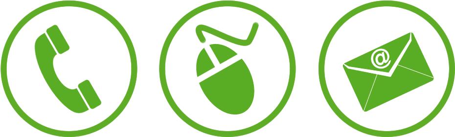 Contact methods icon